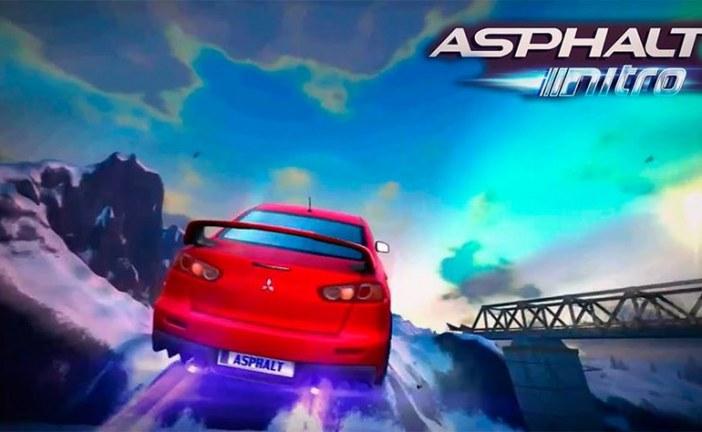 Asphalt Nitro Game Ios Free Download