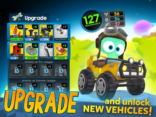 Big Bang Racing Game Android Free Download