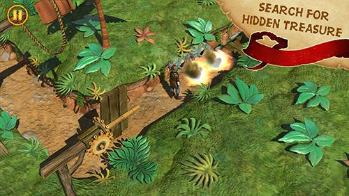 Captain Sabertooth Lama Rama Game Ios Free Download
