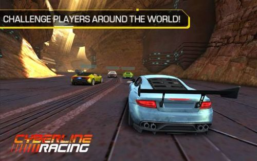 Cyberline Racing Game Android Free Download