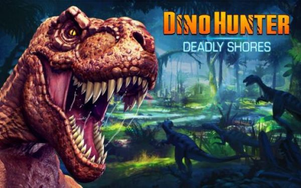 Dino Hunter Deadly Shores Game Android Free Download