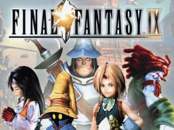 FINAL FANTASY IX Game Ios Free Download
