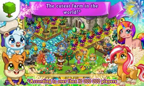 Fairy Farm Game Android Free Download