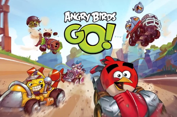 Angry Birds Go Game Android Free Download