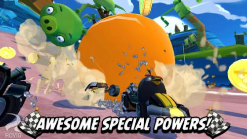 Angry Birds Go Game Ios Free Download