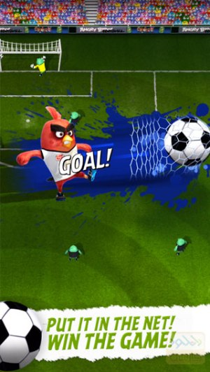 Angry Birds Goal Game Android Free Download