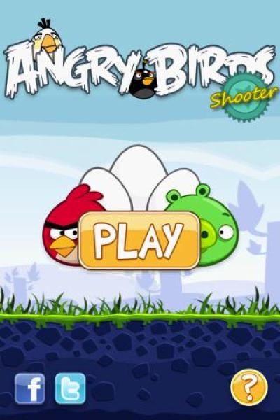 Angry Birds Shooter Game Android Free Download