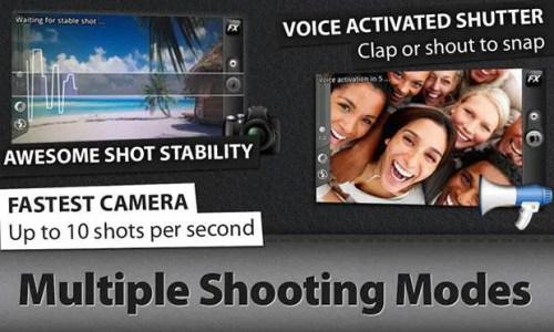 Camera ZOOM FX Premium App Android Free Download