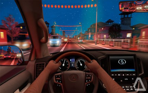 Driving Zone Japan Game Android Free Download