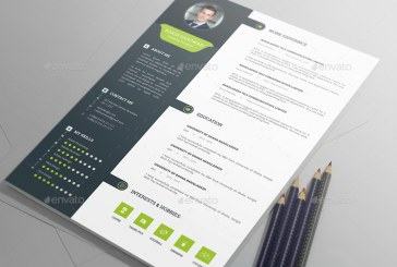 GraphicRiver Gstudio Clean Resume Template App Android Free Download