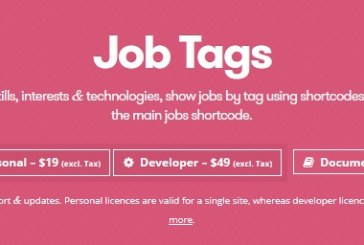 Job Tags WP Job Manager Plugin WordPress Free Download