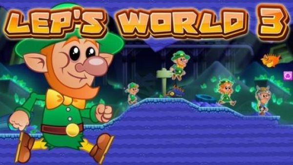 Lep's World 3 Game Android Free Download