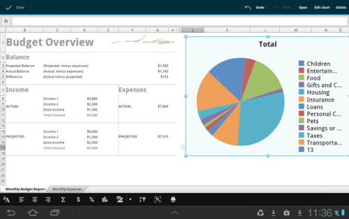 OfficeSuite 8 Pro App Android Free Download