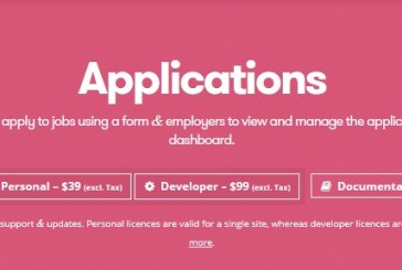 WP Job Manager Applications Plugin WordPress Free Download