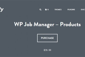 WP Job Manager Products Plugin WordPress Free Download