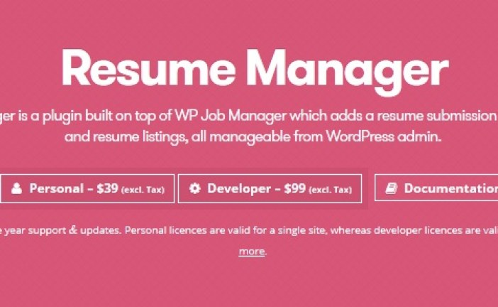 WP Job Manager Reviews Plugin WordPress Free Download