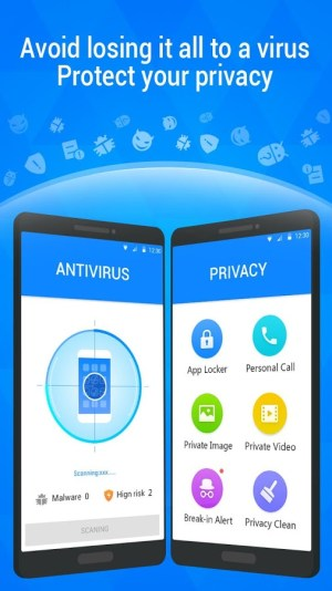 DU Antivirus App Lock App Android Free Download