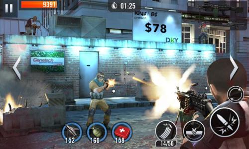Elite Killer SWAT Game Android Free Download