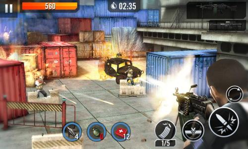 Elite Killer SWAT Game Android Free Download