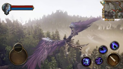 Legacy of Discord Furious Wings Game Android Free Download