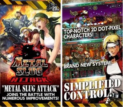 METAL SLUG ATTACK Game Android Free Download