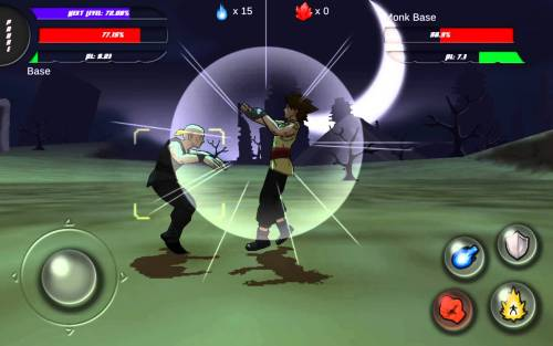 Power Level Warrior Game Android Free Download