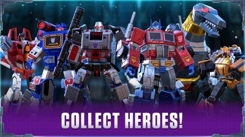 Transformers Earth Wars Beta Game Android Free Download
