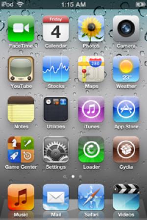 iOS 4.1, 4.2.1