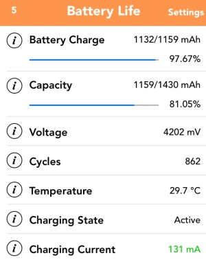 Battery Life App Ios Free Download