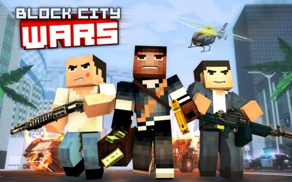 Block City Wars Game Android Free Download