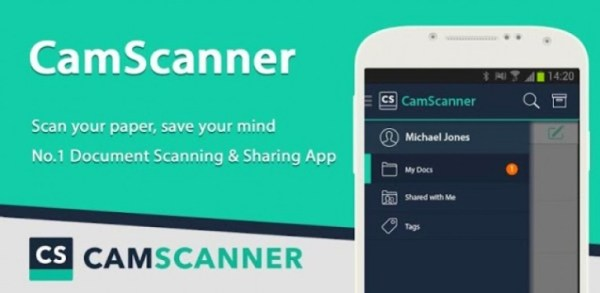 CamScanner Phone PDF Creator App Android Free Download