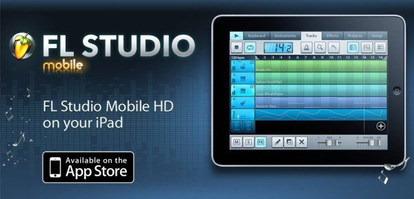 FL Studio Mobile HD App Ios Free Download