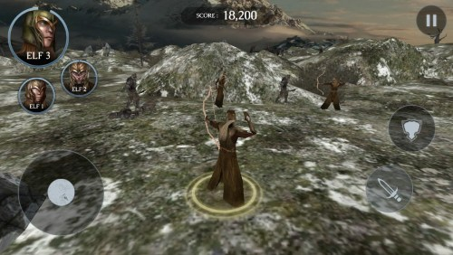 Fight For Middle Earth Game Android Free Download