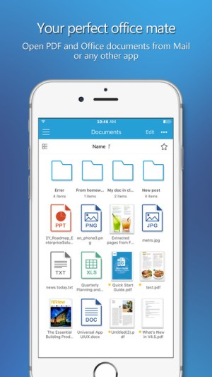 Foxit Mobile PDF App Ios Free Download