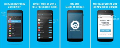 Hola Free VPN Proxy App Android Free Download