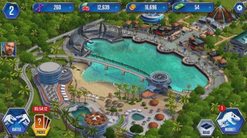 Jurassic World The Game Android Free Download