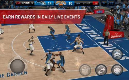 NBA LIVE Mobile Basketball Game Android Free Download