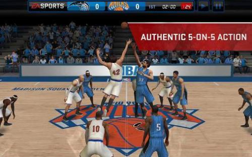 NBA LIVE Mobile Basketball Android Game Free Download