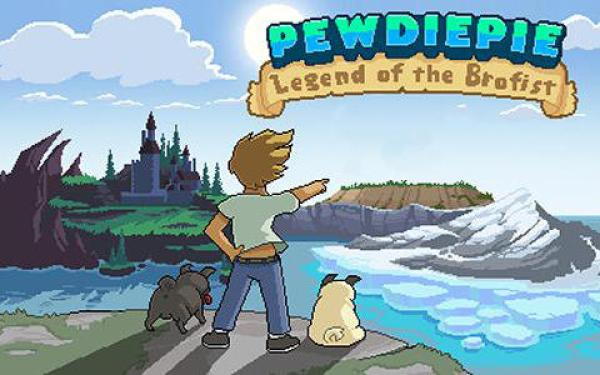 Pewdiepie Legend Of Brofist Game Android Free Download