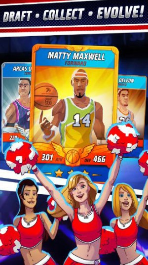 Rival Stars Basketball Game Android Free Download