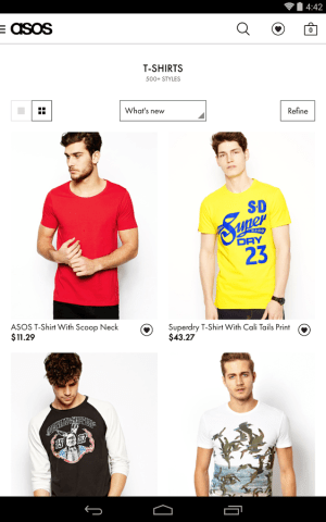 ASOS App Android Free Download