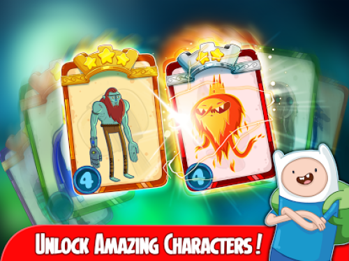 Adventure Time Champions And Challengers Game Android Free Download