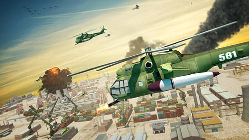 Airplane Shooter 3D Game Android Free Download