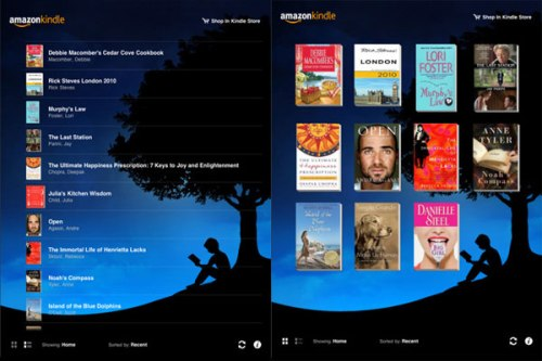 Amazon Kindle App Android Free Download