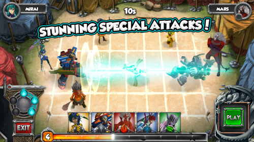 Asgard Rift Battle Arena Game Android Free Download