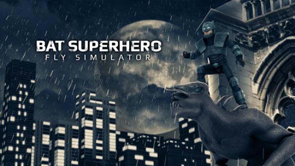 Bat Superhero Fly Simulator Game Android Free Download