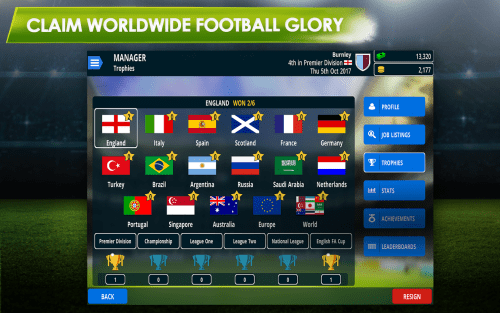 Championship Manager 17 Game Android Free Download