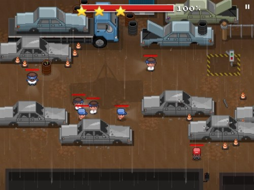 Defend Your Turf Street Fight Game Android Free Download