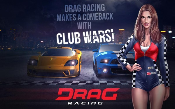 Drag Racing Club Wars Game Android Free Download