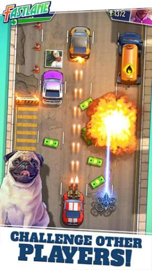 Fastlane Road To Revenge Game Android Free Download